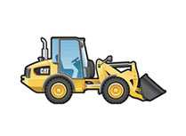 Utility Wheel Loaders